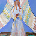 Angel Of Fall by Robin Maria Pedrero