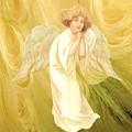 Angel Of Grace by Belinda Threeths