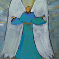 Angel Of Joy by Robin Maria Pedrero