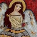 Angel Of Kindness by Rain Ririn