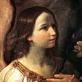Angel Of The Annunciation by Reni Guido