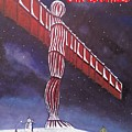 Angel Of The North Christmas by Neal Crossan
