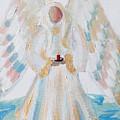 Angel Of Winter by Robin Maria Pedrero