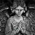 Angel Praying by George Elliott