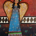 Angel by Pristine Cartera Turkus
