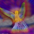 Angel by Spirit Dove  Durand