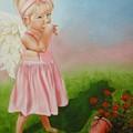 Angel Thumbs by Joni McPherson