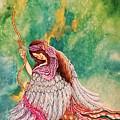 Angele by Fatemeh RezaeeFar