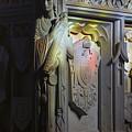 Angelic Escort by Stephen Stookey