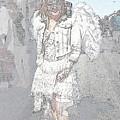 Angelic Goth by Nicola Graham