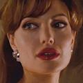 Angelina Jolie  by Dominique Amendola