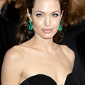 Angelina Jolie by Nina Prommer