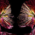 Angels Inside by Abstract Angel Artist Stephen K