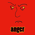 Anger by Methune Hively