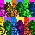 Angkor Warhol #2 by Brad Spencer