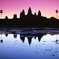 Angkor Wat by Gloria & Richard Maschmeyer - Printscapes