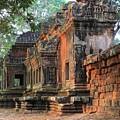 Angkor Wat Ruins - Siem Reap, Cambodia by Jon Cotroneo