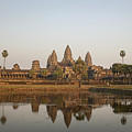 Angkor Wat Temple, Cambodia by Huy Lam