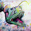 Angler Fish by Aaron Spong