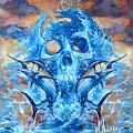 Angler Heat II by Tom Dauria