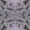 Angles In Ice On Monadnock - A1 by Larry Davis Custom Photography