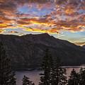Angora Ridge Sunset 9 by Mitch Shindelbower