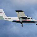 Anguilla Air Services Britten-norman Bn-2a-26 Islander 117 by Smart Aviation