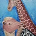 Animals Ladies by Stella Velka
