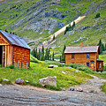 Animas Forks Ghost Town by Linda Unger