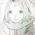 Anime Drawing  by Sanchit Sharda