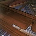 Anita's Piano 2 by Anita Burgermeister