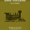 Anna Karenina By Leo Tolstoy Greatest Books Ever Series 024 by Design Turnpike