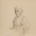 Anna Larsdatter, Mora by Adolph Tidemand