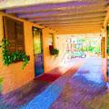 Anna Maria Elementary Office Hallway C130662 by Rolf Bertram