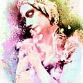 Anna Pavlova Whimsical Ballerina by Georgiana Romanovna
