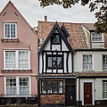 Anna Sewell's House In  Great Yarmouth by Ralph Muir