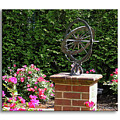 Annapolis Garden Ornament by Brian Wallace