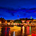 Annapolis Magic Night by Olivier Le Queinec