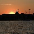 Annapolis Sunset by Steven Folino