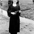 Annie Oakley, American Folk Hero by Science Source