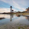 Annisquam Lighthouse by Jan Komsta