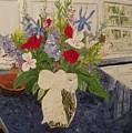Anniversary Bouquet by Sharon  De Vore