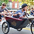Annual Bathtub Race - Berlin Maryland by Kim Bemis