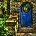 Another Blue Door by Chris Fleming