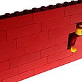 Another Brick In The Wall by Mark Fuller