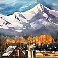 Another Colorado Barn by Ugljesa Janjic