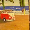 Another Groovy Beach Weekend by David Earl Tucker