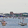 Another Harbor View by Lydia Holly