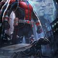 Ant Man 2015 by Geek N Rock