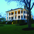 Antebellum Mansion by Tracy Hayden